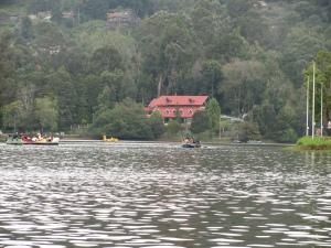 The enchanting Kodai Lake