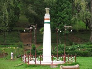 Asoka Pillar in Bryant park