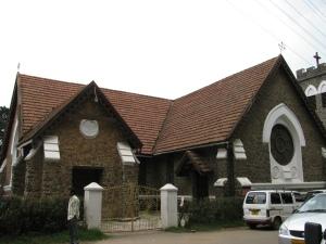 Church, built  by British