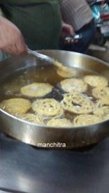 frying in ghee